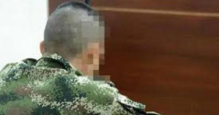 Soldado violó a una mujer tras sacarla de una cervecería en Santa Ana