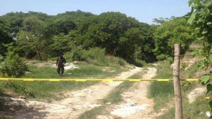 Asesinan a machetazos a dos hombres en Santa Catarina Masahuat, Sonsonate