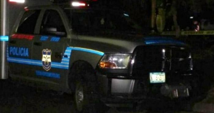 Un lesionado de bala tras asalto frustrado en el estacionamiento de un restaurante en Sonsonate
