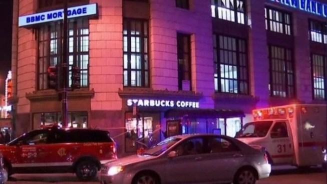 Un muerto y dos heridos tras tiroteo en un Starbucks de Chicago, EE.UU.