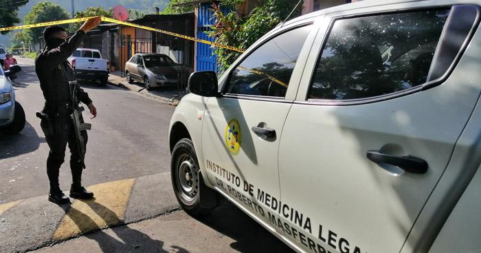 Joven se suicida mientras cuidaba a sus sobrinos en Sonsonate