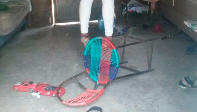 Encuentran el cadáver de una joven colgado del techo, dentro de una vivienda en San Martín