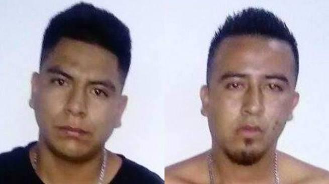 Capturan a dos sujetos con más de 20 porciones de droga en Cuscatlán