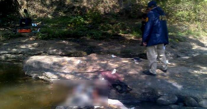 Identifican a las víctimas asesinadas ayer en Guazapa, uno era menor de edad