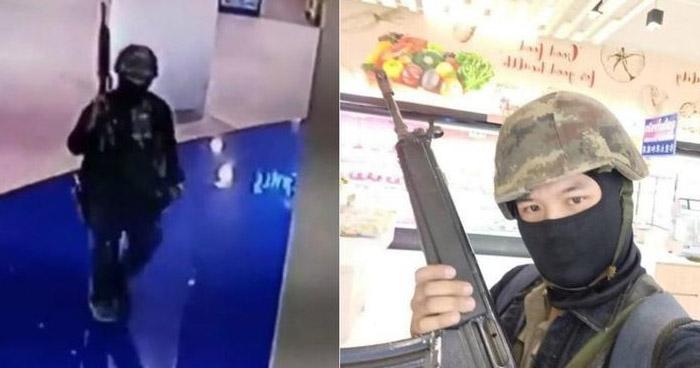 Soldado mata a 17 de personas en centro comercial en Tailandia