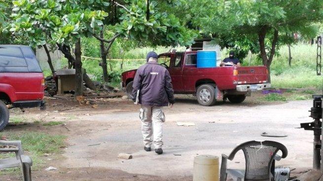 Asesinan a un hombre al interior de un taller en Concepción Batres, Usulután