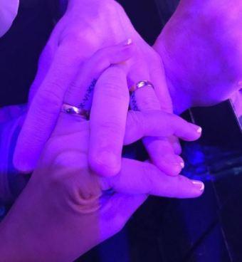 Antonella Roccuzzo y Lionel Messi se tatuaron la fecha de su boda