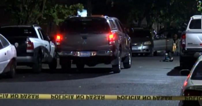 Matan a balazos a un taxista en el Barrio Santa Anita de San Salvador