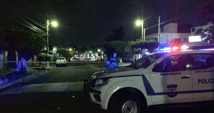 Pandillero muerto y otro lesionado tras intentar asesinar a un agente de la PNC en Mejicanos