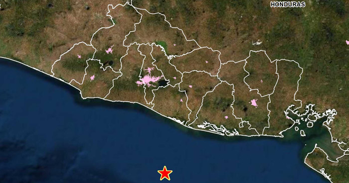 Sismo de 4.0 sacudió esta mañana la costa de La Paz