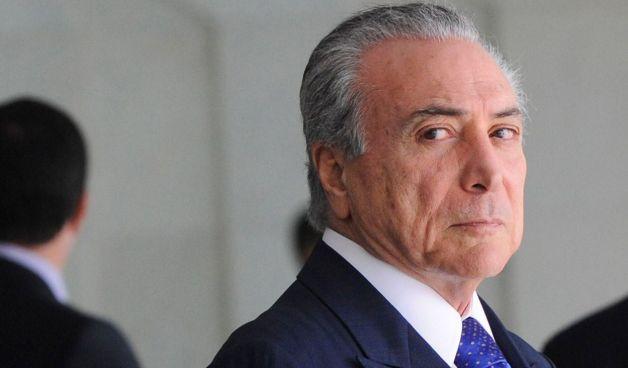 Arrestan a asesor del presidente Michel Temer por caso de corrupción