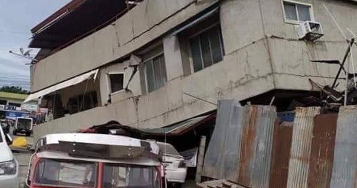 Al menos 4 muertos tras terremoto en Filipinas