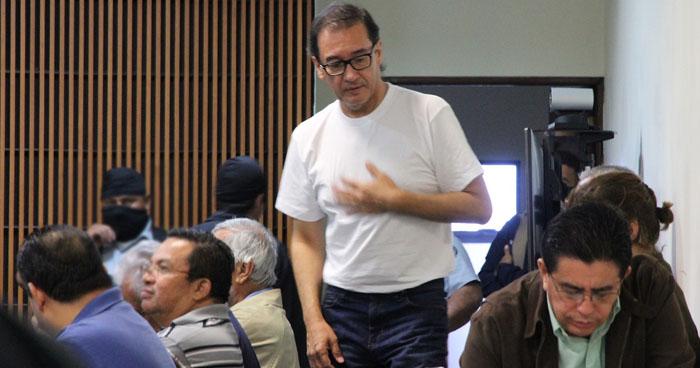 Testigos criteriados están considerando renunciar a declarar en Caso Corruptela