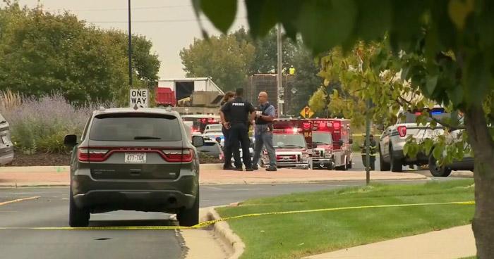 Cuatro heridos tras tiroteo en zona comercial de Middleton, Estados Unidos