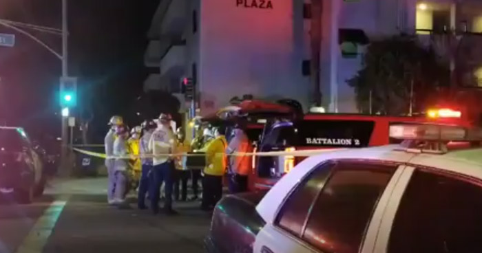 Asesinan a tres personas en fiesta de Halloween en California