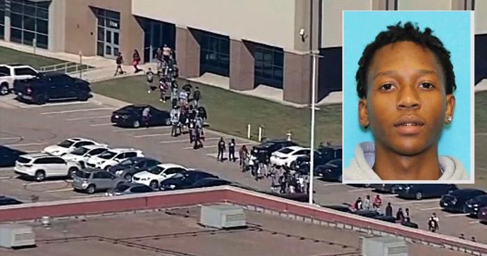Pelea entre estudiantes terminó en tiroteo en una escuela de Texas, Estados Unidos