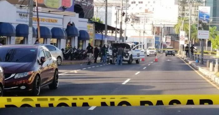 Tiroteo en área de bares de la Zona Rosa deja 3 lesionados