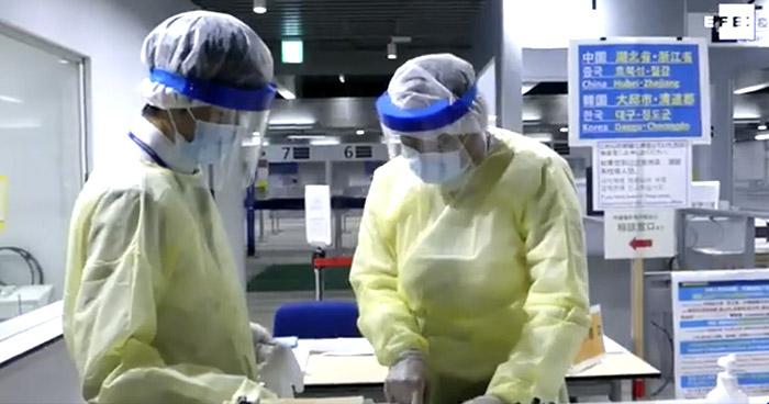 Tokio registra este jueves la mayor cifra de nuevos casos de COVID-19 en un día