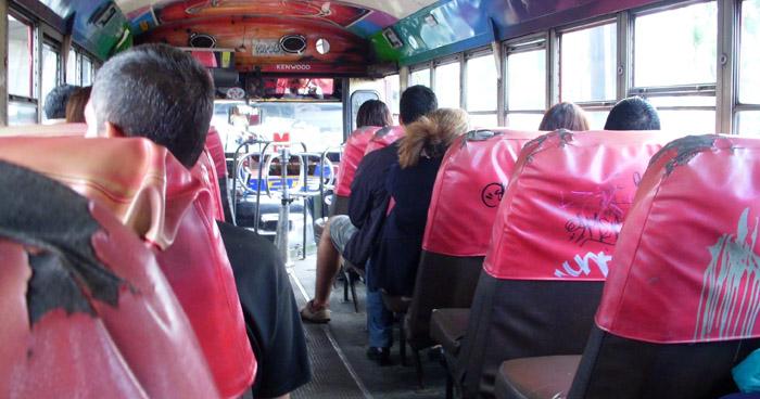 Transporte colectivo podrá reactivar labores el próximo 24 de agosto