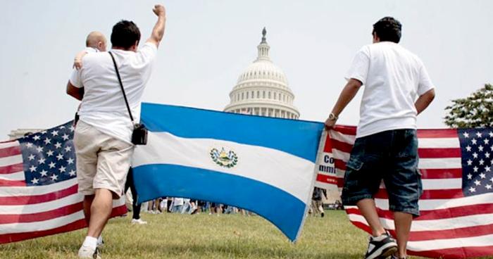 Extienden TPS para los salvadoreños en Estados Unidos por un año más