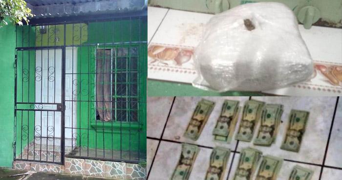 Incautan droga y más de $1,000 en efectivo a traficantes de drogas en Santa Ana