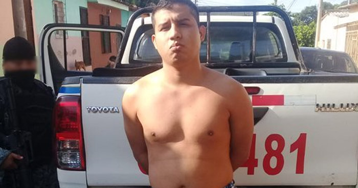 Capturan a distribuidor de drogas en Santa Ana