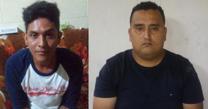 Capturan a 4 traficantes de drogas que operaba en La Libertad y el oriente del país