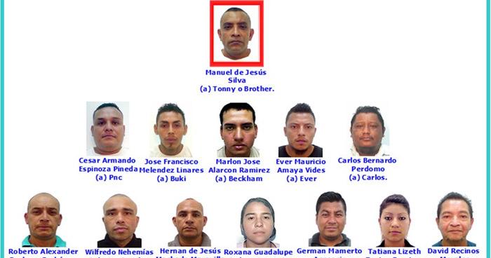 Prisión preventiva para traficantes de personas que operaban en el occidente del país