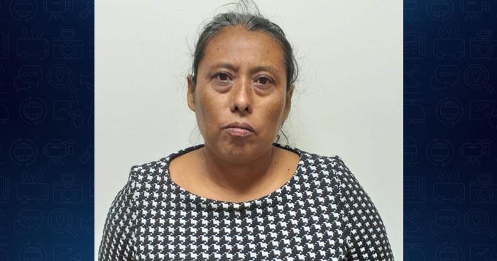Capturan a guatemalteca por tráfico ilegal de personas en zona fronteriza de El Salvador