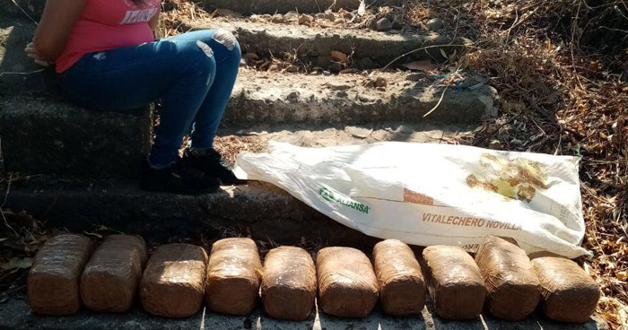 Aprovechaba periodo de Cuarentena para transportar droga