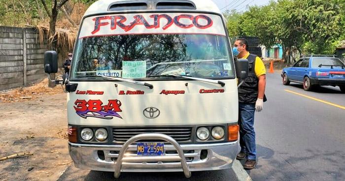 No hay fecha para reanudar el transporte público de pasajeros