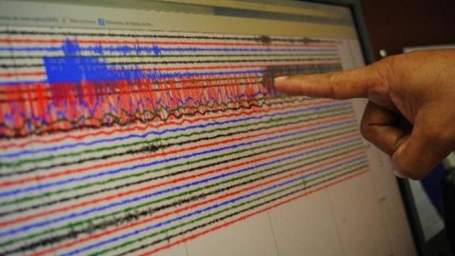 Tres sismos de intensidad moderada registrados en las últimas horas en el país