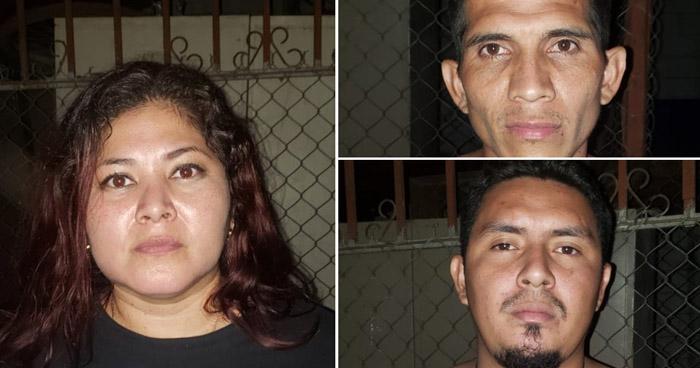 Tres detenidos por tráfico de drogas en Santa Ana