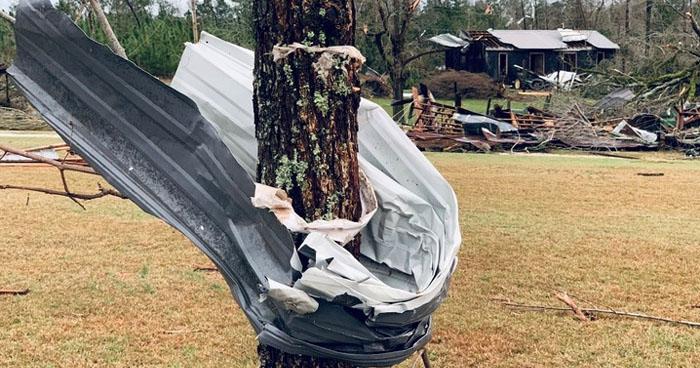 Al menos 23 muertos dejó un tornado en el estado de Alabama, Estados Unidos