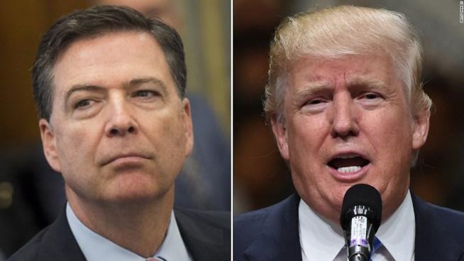 Revelan la razón por la que Trump despidió a director del FBI