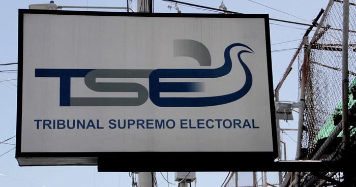TSE estudia 17 casos de Campañas Adelantadas previo a elecciones de 2021