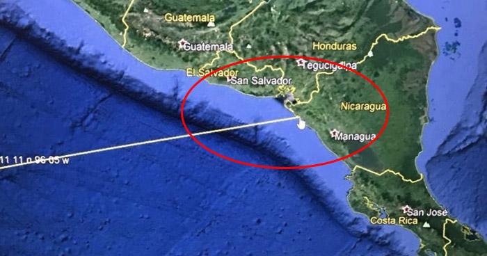 Dejan sin efecto alerta de posible Tsunami para El Salvador