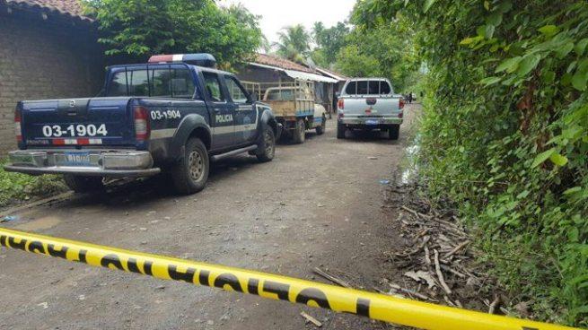 Delincuentes acaban con la vida de una mujer en Estanzuela, Usulután