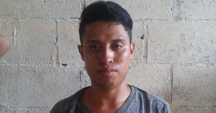 Capturado tras robar un vehículo y lesionar a su propietario en Usulután