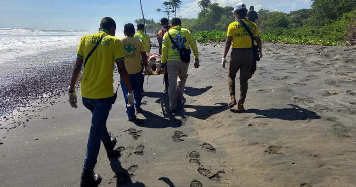 Localizan cuerpo de joven que desapareció anoche en playa El Espino