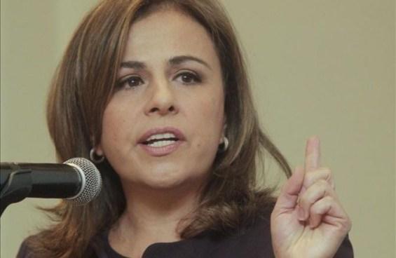 """Vanda Pignato expreso que esta """"enojada"""" con los miembros de ARENA"""