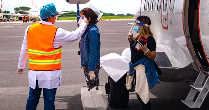 Retorna al país otro grupo de salvadoreños que permanecían varados en Costa Rica