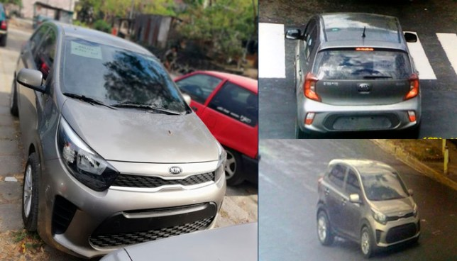 Localizan vehículo involucrado en un homicidio perpetrado en colonia Bernal