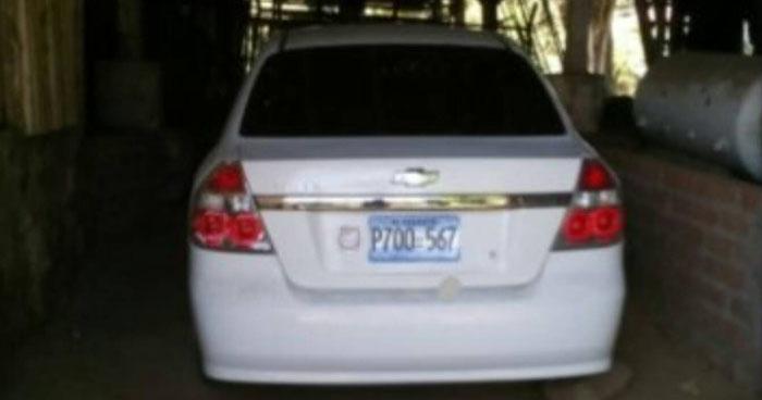 Capturan a los encargados de la finca donde hallaron el vehículo de la familia de Omar Pimentel