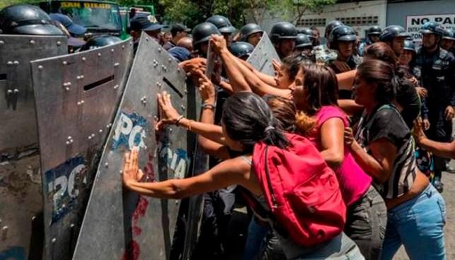 Al menos 68 personas fallecieron, tras motín ocurrido en la Comandancia de la Policía de Carabobo, Venezuela