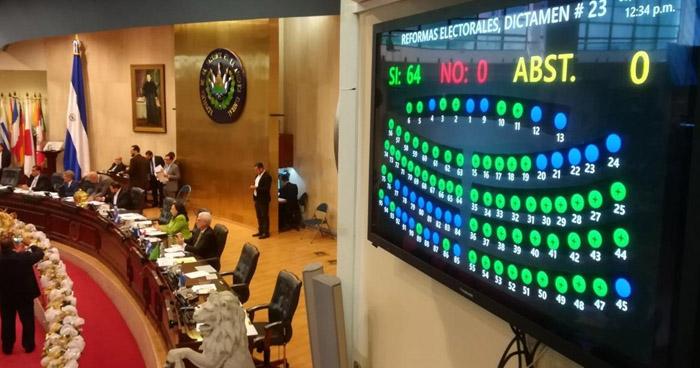 Diputados superan veto Presidencial para incorporar fotografía en elecciones de alcaldes