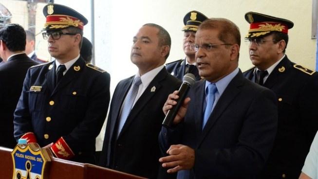 Vicepresidente solicita a diputados de la Asamblea que aprueben $10 millones para PNC