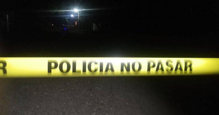 Acribillan a vigilante de una finca en Santiago de María, Usulután