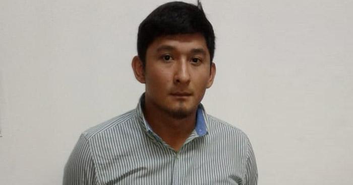 Violador de una menor es arrestado cuando pretendía salir del país