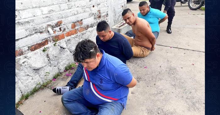 Capturan a sujetos que robaron $7,000 en efectivo y $5,000 en joyas de una vivienda